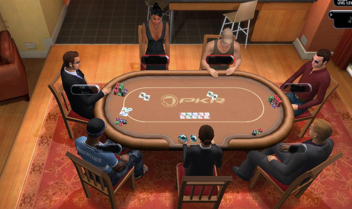 Jak být lepší v online pokeru